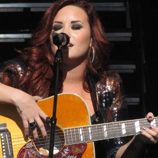 Nasceu a cantora e actriz Demi Lovato