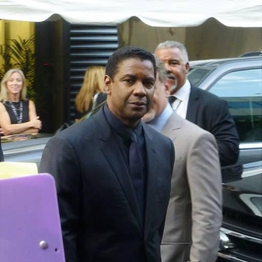 Nasceu o actor Denzel Washington