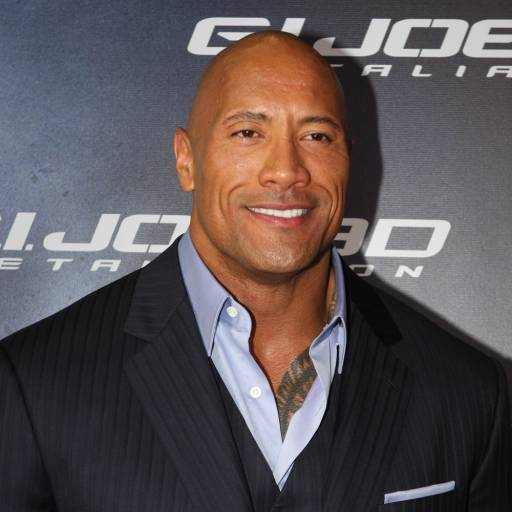 Nasceu o actor Dwayne Johnson