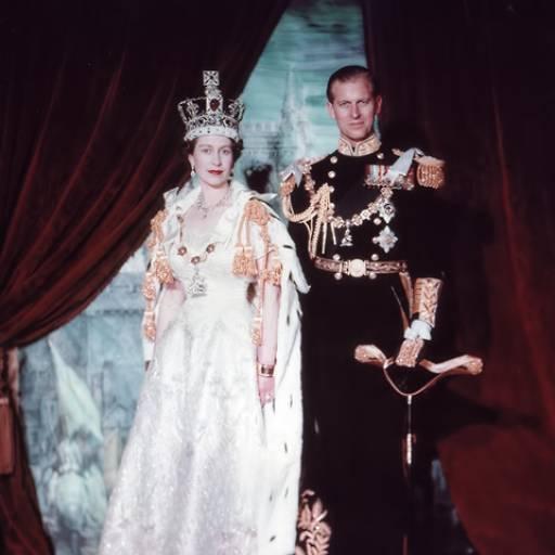 Coroação de Isabel II como rainha da Grã-Bretanha e Irlanda do Norte