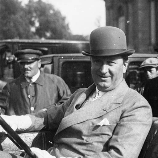 Faleceu Ettore Bugatti