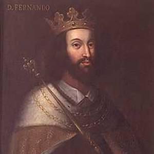 Nasceu o rei D. Fernando