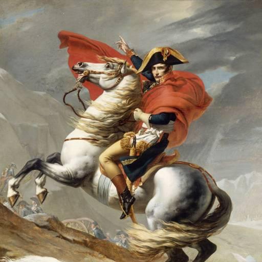 Napoleão Bonaparte foi exilado para a ilha de Santa Helena