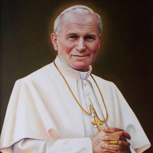 Nasceu Papa João Paulo II