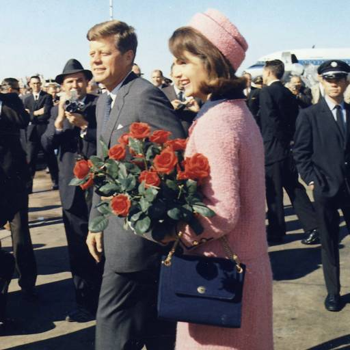 Faleceu Jacqueline Bouvier Kennedy