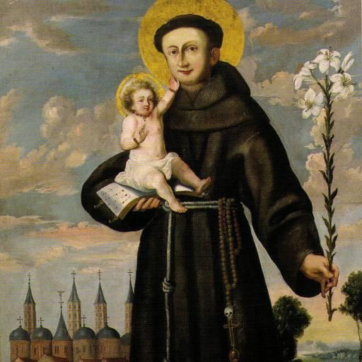 Faleceu Santo António de Lisboa