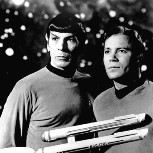 Estreou a série Star Trek