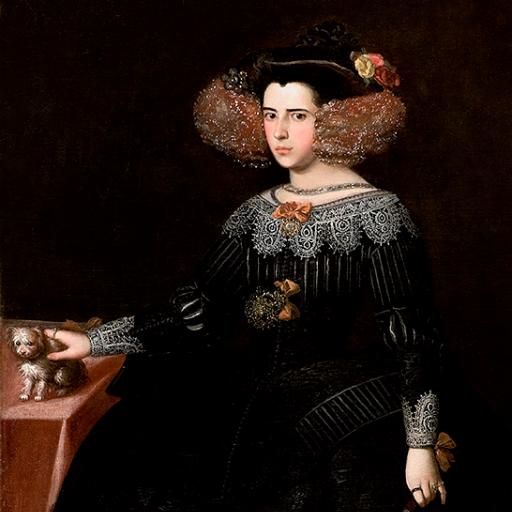 Nasceu a rainha D. Luísa de Gusmão