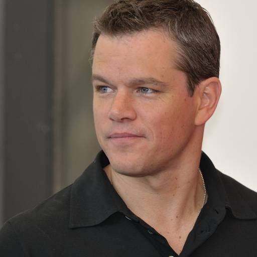 Nasceu o actor Matt Damon