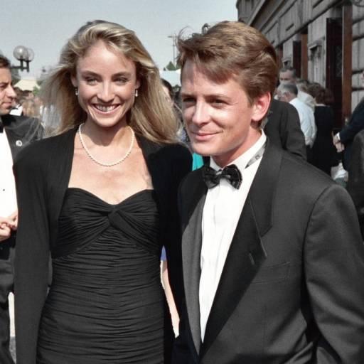 Nasceu o actor Michael J. Fox