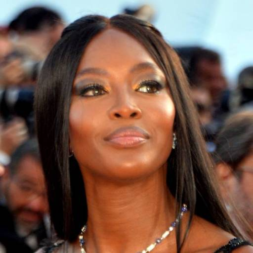 Nasceu a modelo e actriz Naomi Campbell