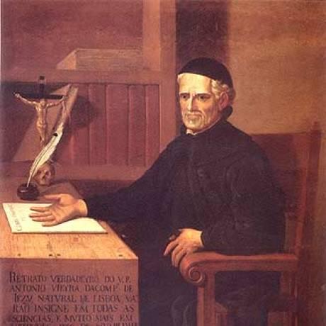 Faleceu o padre jesuíta António Vieira