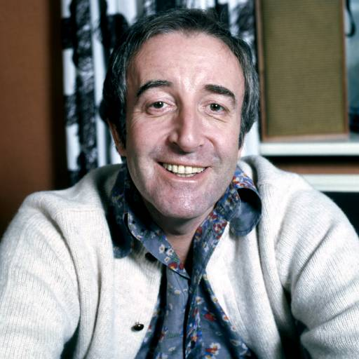 Nasceu o comediante Peter Sellers