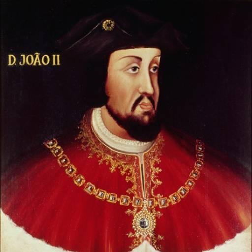 Ascendeu ao trono D. João II