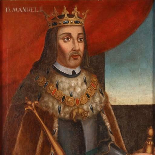 Nasceu o rei D. Manuel I