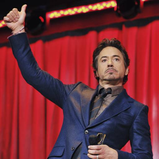 Nasceu Robert John Downey, Jr