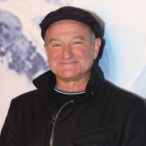 Nasceu o actor Robin Williams