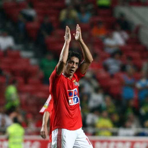 Rui Costa despediu-se dos Relvados