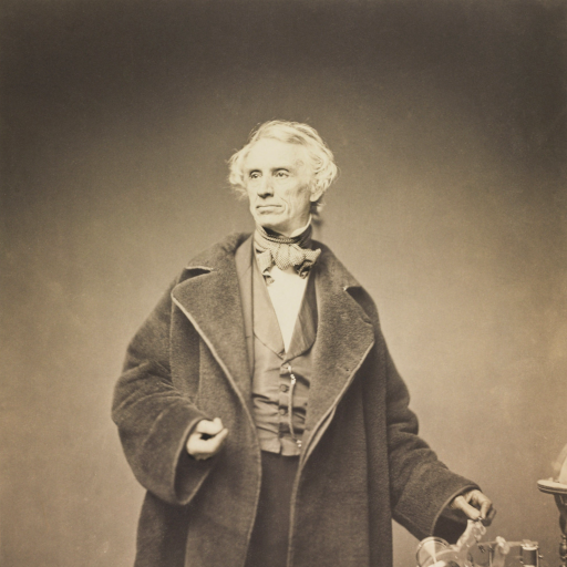 Faleceu Samuel Morse