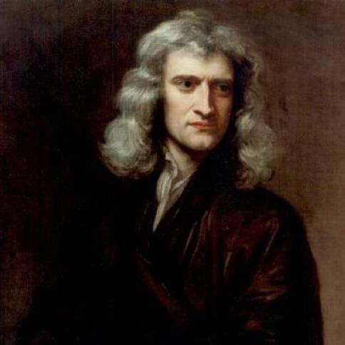 Isaac Newton recebeu o título de Cavaleiro do Império Britânico