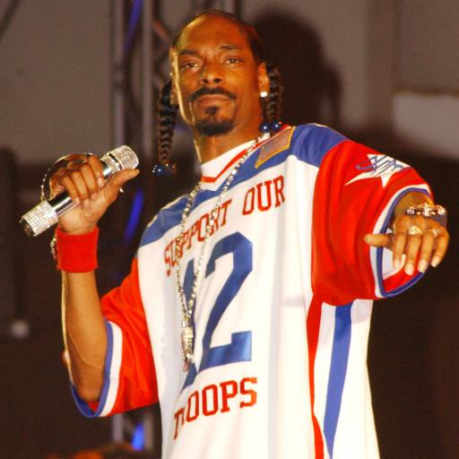 Nasceu o rapper Snoop Dogg