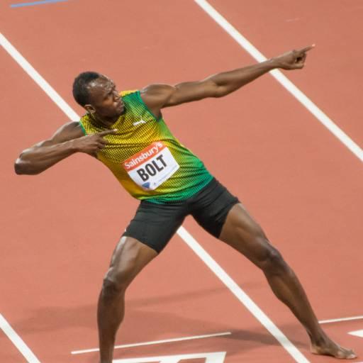 Nasceu o atleta Usain Bolt