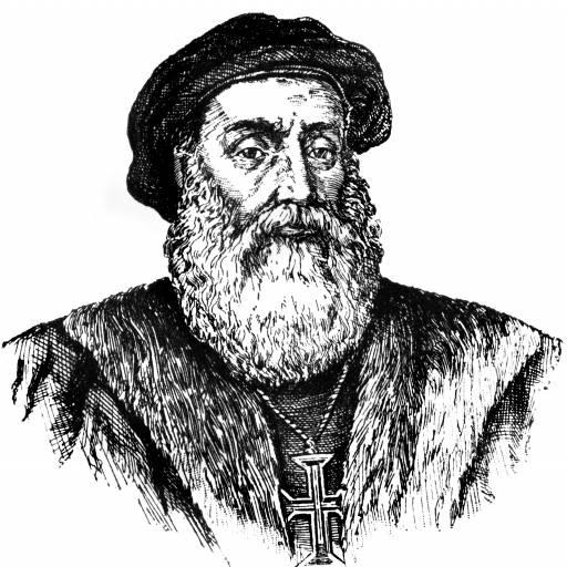 Vasco da Gama chegou a Lisboa após a sua viagem à Índia