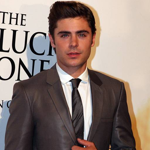 Nasceu o actor Zac Efron