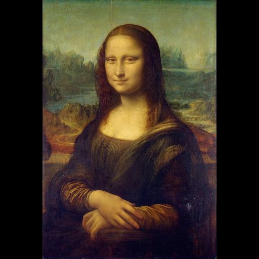 O quadro Mona Lisa, de Leonardo Da Vinci, foi roubado do Museu do Louvre, em Paris