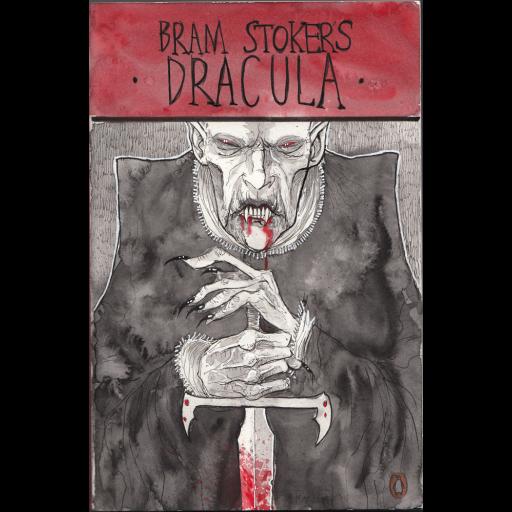 Bram Stoker publicou a sua maior obra literária Drácula