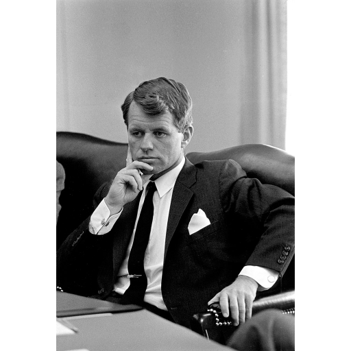 Nasceu Robert Kennedy