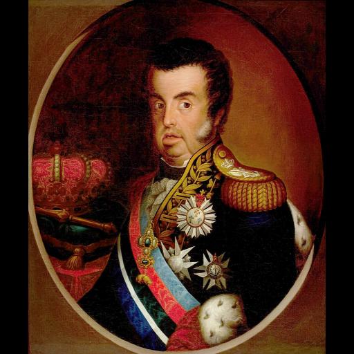 Nasceu o rei D. João VI