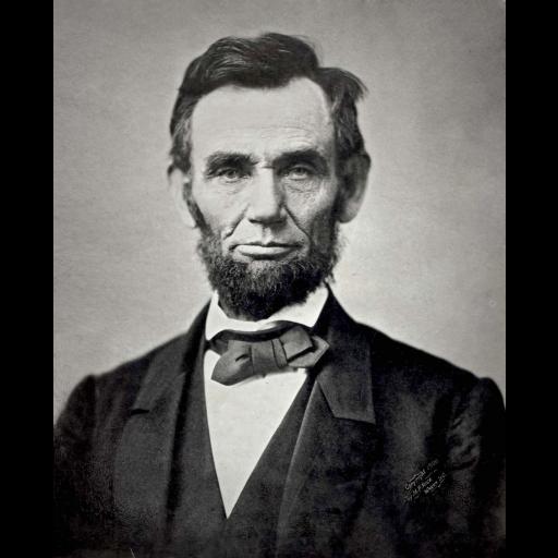 Abraham Lincoln proclamou liberdade aos escravos dos Estados Confederados da América