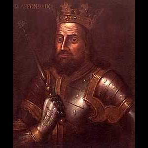 Faleceu o rei Afonso IV