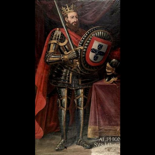 D. Afonso Henriques foi aclamado rei de Portugal