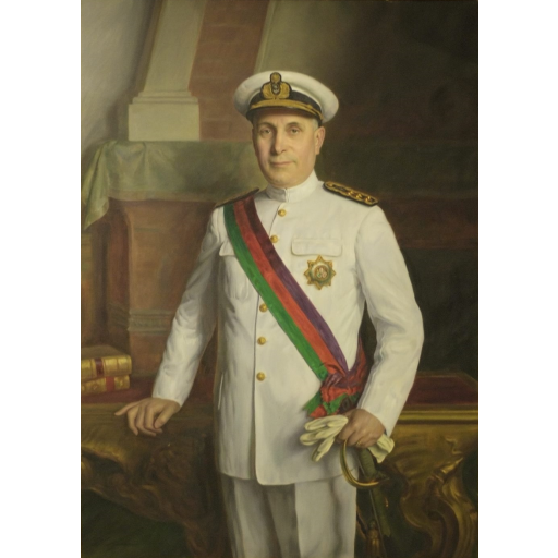Américo Tomás derrotou Humberto Delgado nas eleições para presidente da República