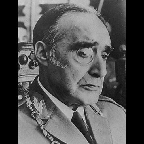 O general António de Spínola foi nomeado Presidente da República Portuguesa pela Junta de Salvação Nacional