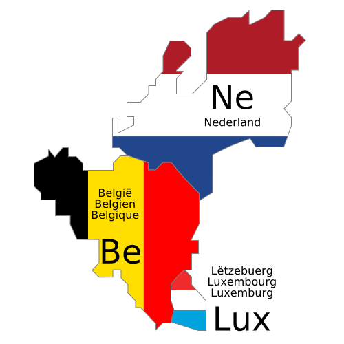 Foi assinado o tratado para a criação da Benelux