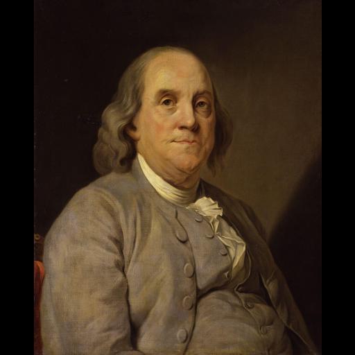 Faleceu Benjamin Franklin