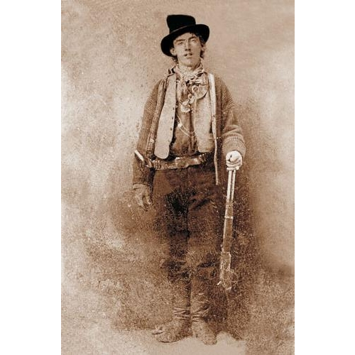 Nasceu Billy the Kid