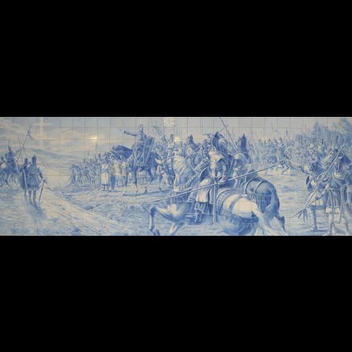 Afonso Henriques derrotou os muçulmanos na batalha de Ourique