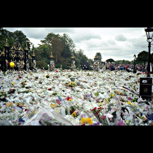 Ocorreu o funeral de Diana, Princesa de Gales