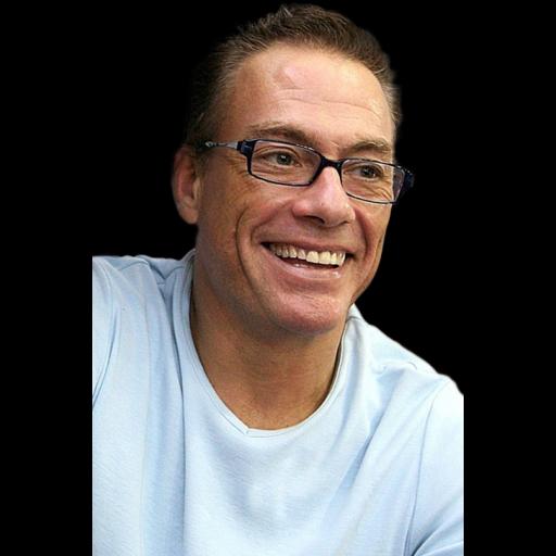 Nasceu o actor Jean-Claude Van Damme