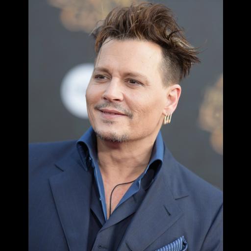 Nasceu o actor Johnny Depp