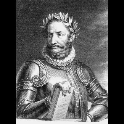 Luís de Camões recebeu carta de perdão