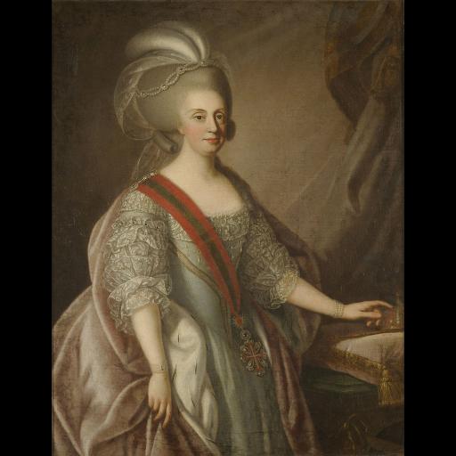 Faleceu a rainha D. Maria I
