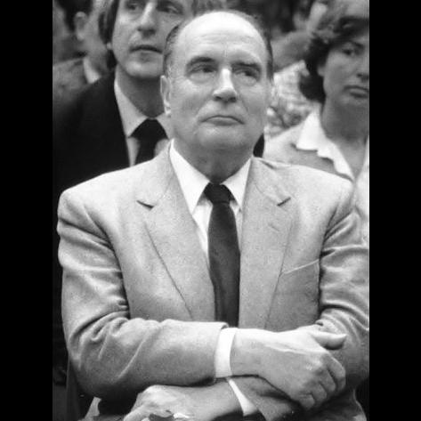 Nasceu o ex-presidente da França, François Mitterrand