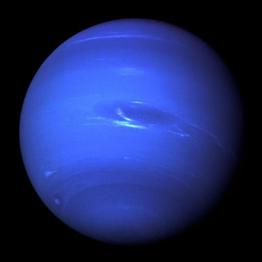 Descoberto o planeta Neptuno
