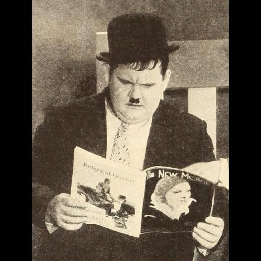 Faleceu o actor Oliver Hardy
