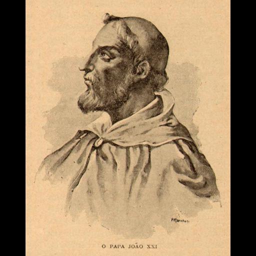 Pedro Julião, bispo português, foi eleito papa com o nome de João XXI